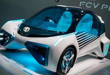 氢燃料电池汽车产业链图谱分析:丰田氢能燃料电池汽车交付占比高达75%