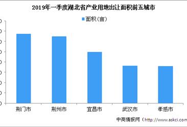 产业地产投资情报:2019年一季度湖北省产业用地拿地百强企业排行榜