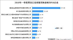 商业地产招商情报:2019年一季度黑龙江省商服用地拿地TOP10企业排行榜