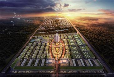 濟南新材料產業園區規劃案例