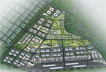郑州国际物流园区项目案例
