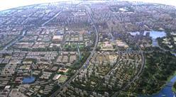陕西省西安市长安通讯产业园规划案例