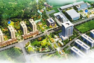 中国国际信息技术(福建)产业园项目案例