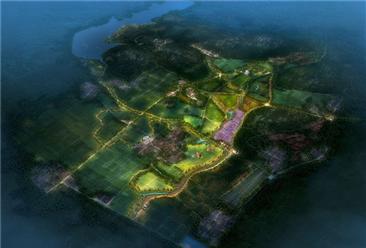 山东临沂市朱家林田园综合体项目案例