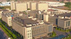 重慶金鳳電子信息產業園案例