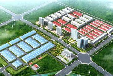 河南林州电子新材料产业园项目案例
