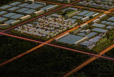山东鲁南聚氨酯新材料产业园