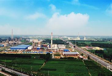 山东济宁新材料产业园区项目案例
