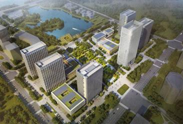 南京江北新區智能制造產業園項目案例