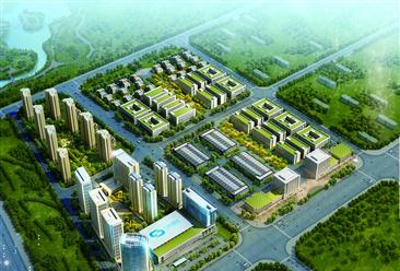滄州人工智能科技產業園項目案例