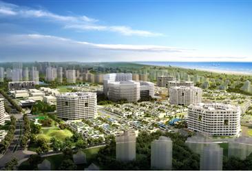 海南清水湾国际信息产业园项目案例