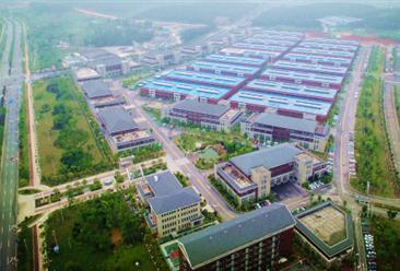贵安新区高端装备制造产业园案例