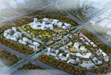 杭州萧山机器人小镇项目案例