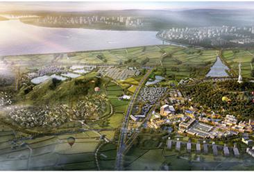 中国高淳国瓷小镇规划项目案例