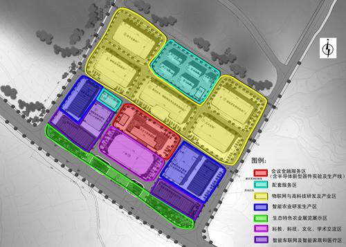 贵州凯里物联网科教财产园项目案例