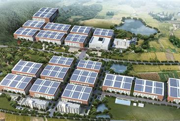 湖南星辰家居产业园项目案例