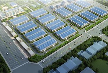 三沅环保科技产业园项目案例