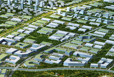 新余市人力资源产业园项目案例