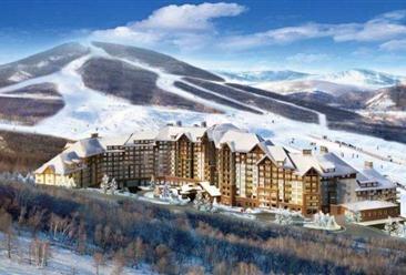 崇礼太舞滑雪小镇规划案例