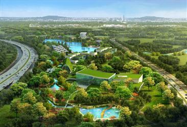 北京南海子体育产业园项目案例