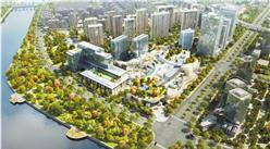 杭州拱墅运河财富小镇项目案例