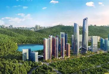 富阳银湖智慧体育小镇项目案例