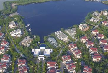 浙江湖州太湖绿色金融小镇项目案例