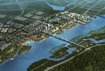 宁波梅山海洋金融小镇项目案例