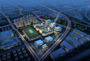 杭州市下城区跨贸小镇项目案例