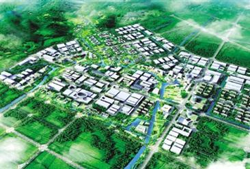 黃巖智能模具小鎮項目案例