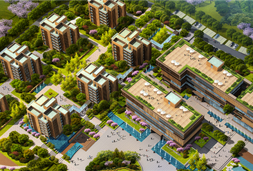 安徽国际金融小镇项目案例