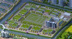 虎石台先进制造业产业园区项目案例