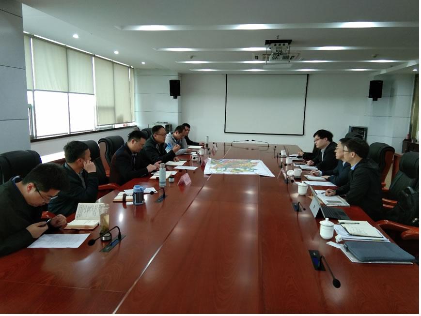 中商產業研究院成都產業定位規劃項目順利完成調研及成果匯報