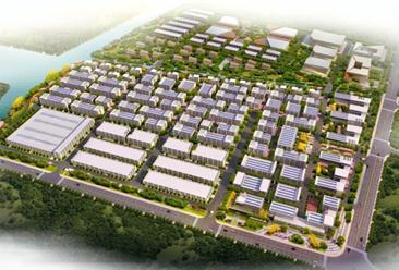 中节能(桐乡)环保产业园项目案例