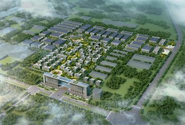 中节能宜兴环保产业园项目案例
