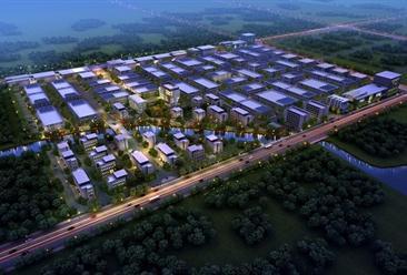 中节能(湖州)节能环保产业园项目案例