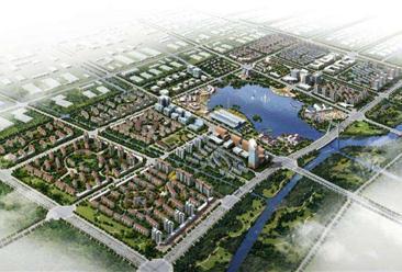 江苏盐城环保产业园项目案例