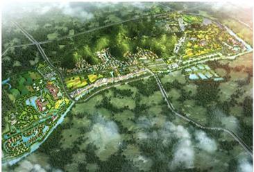 广东珠海市斗门区岭南大地田园综合体项目案例