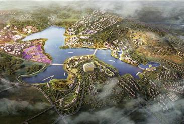 云南省弥勒市东风韵田园综合体项目案例