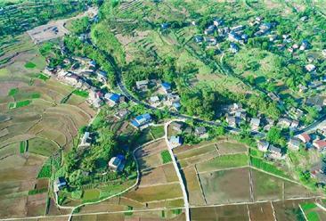 四川达州生态产业田园综合体项目案例
