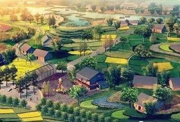 云南保山市隆阳区田园综合体项目案例