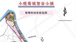 中山市小榄菊城智谷小镇项目案例