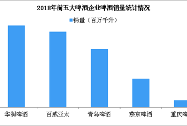 啤酒市场谁主浮沉?2019年中国啤酒市场前五大巨头实力大PK
