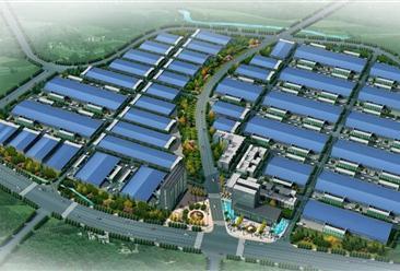 铜川建设新材料产业园区项目案例