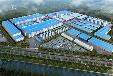 辽宁北方新材料产业园区项目案例