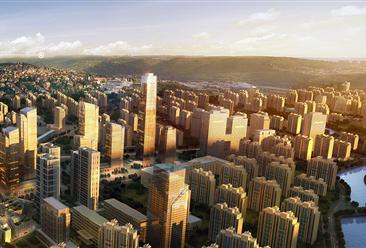 山東新金融產業園項目案例