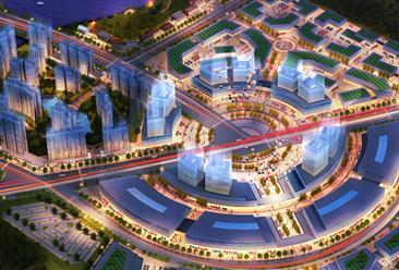 哈爾濱創新金融產業園項目案例
