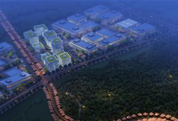 武威新能源装备制造产业园项目案例
