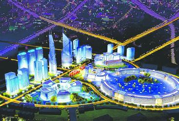 济南高新区齐鲁软件园项目案例