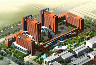 济南西区数字创意产业园项目案例